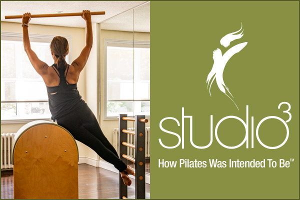 Studio3 How Pilates Was Intended To Be